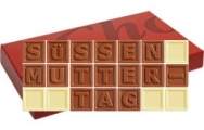 Chocotelegram 'S�SSEN MUTTERTAG'