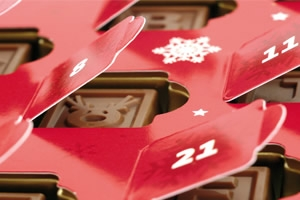 Chocotelegram Adventskalender