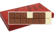 Chocotelegram 'FOR MY SWEET'