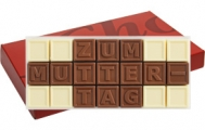 Chocotelegram 'ZUM MUTTERTAG'