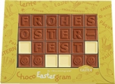 Chocotelegram 'FROHES OSTER-FEST'